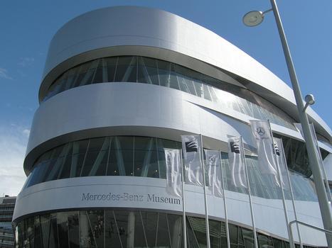 Mercedes-Benz-Museum, Stuttgart
