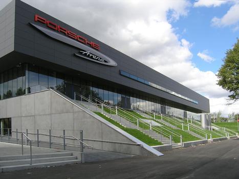 Porsche Arena, Stuttgart