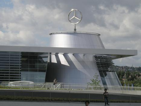 Mercedes Benz Center Stuttgart
