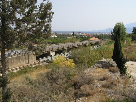 Bridge on the Athens-Patra Railroad Line
