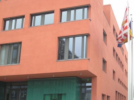 Bremen representative office, Berlin