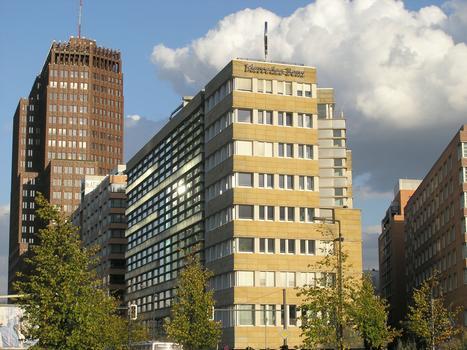 Daimler Chrysler Quartier, Potsdamer Platz, Berlin
