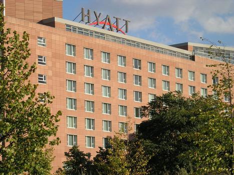 Hyatt Hotel, Potsdamer Platz, Berlin