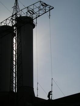 Kraftwerk Charlottenburg, Berlin