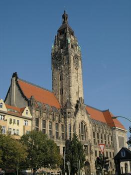 Charlottenburg Town Hall, Berlin