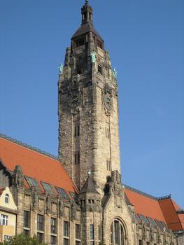 Rathaus Charlottenburg, Berlin