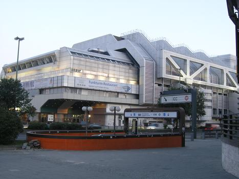 International Congress Center, Berlin