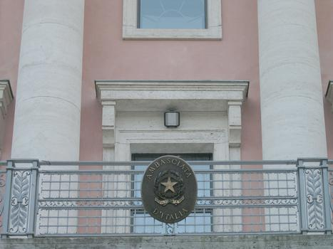 Italienische Botschaft, Berlin