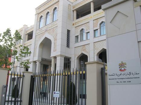 Embassy of the United Arab Emirates, Berlin