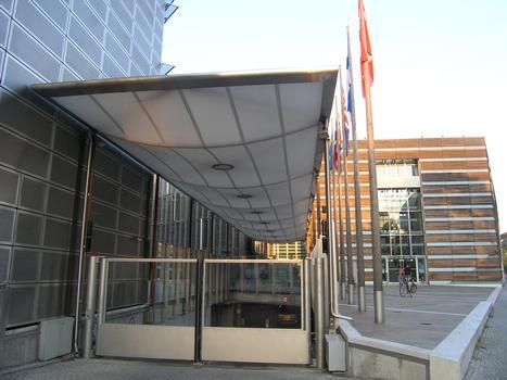 Felleshus - Ambassade des pays nordiques à Berlin