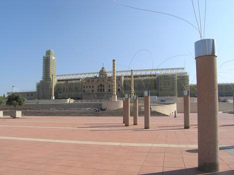 Olympiagelände, Barcelona