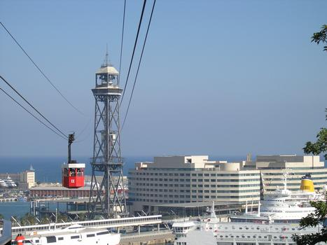 Torre Jaume I, Barelona