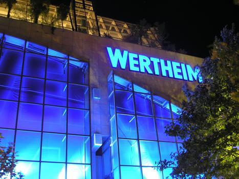 Wertheim, Kurfürstendamm