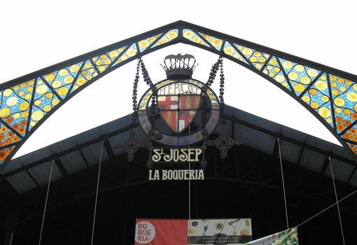 Mercat La Boqueria, Barcelona