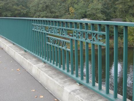 General-Ganeval-Brücke, Berlin
