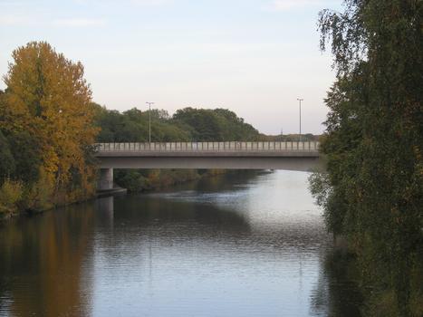 Hinckeldeybrücke, Berlin