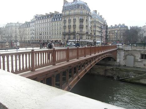 Pont au Double, Paris
