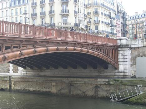 Pont au Double, Paris