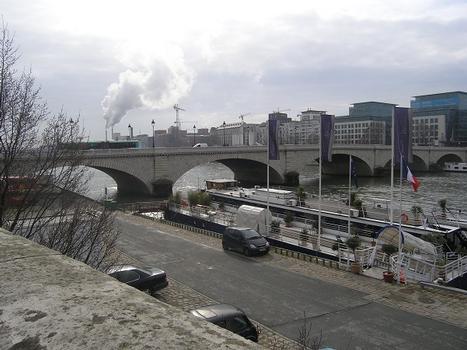 Tolbiac Brücke, Paris