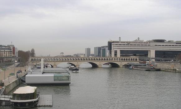 Bercy Brücke, Paris