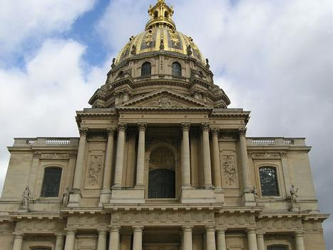 Dome of the Invalides, Paris
