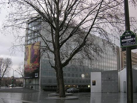 Institut du Monde Arabe à Paris