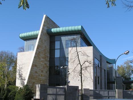 Israelische Botschaft, Berlin