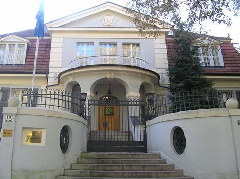 Polnische Botschaft, Berlin