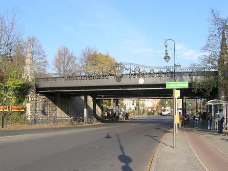 Lindenthaler Allee Railroad Bridge, Berlin-Zehlendorf