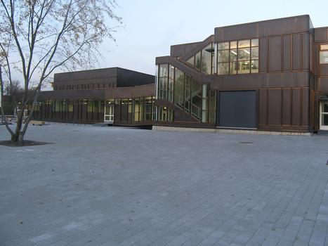 Rostlaube, Freie Universität Berlin