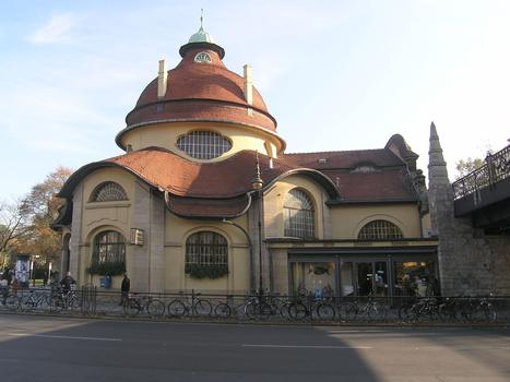 S-Bahnhof Mexikoplatz, Berlin-Zehlendorf