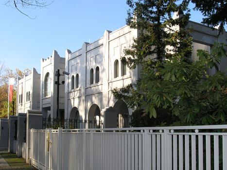 Residence of the Ambassador of Qatar, Berlin-Zehlendorf