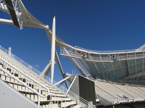 Stade olympique d'Athènes, Grèce