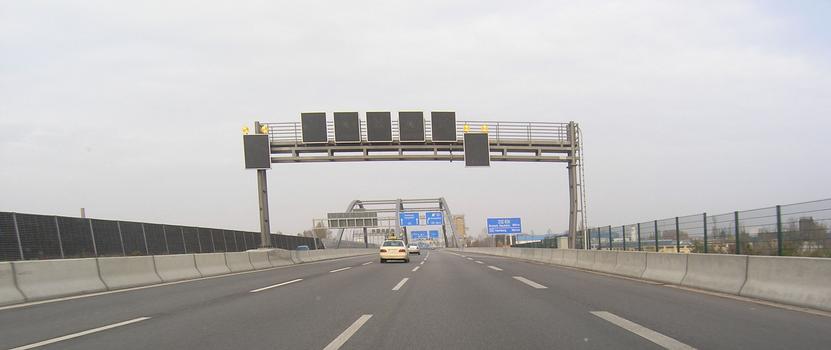 Brücke über Britzer Verbindungskanal, Berlin