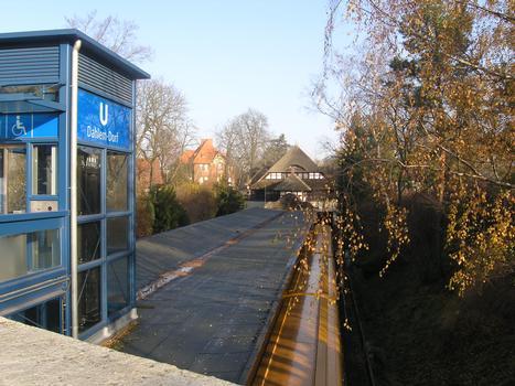 Gare de métro Dahlem-Dorf, Berlin-Dahlem