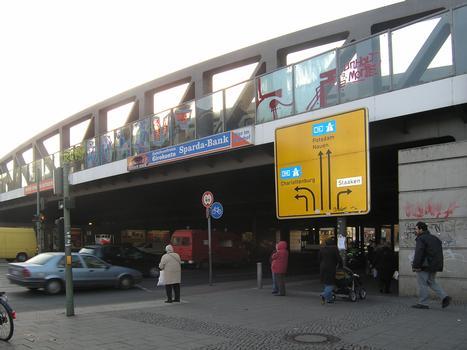 Pont ferroviaire de la Klosterstrasse, Berlin-Spandau