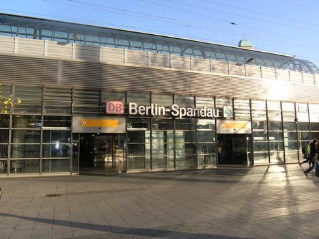Berlin-Spandau Station