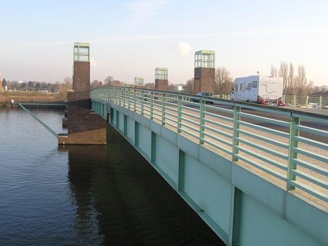Spandauer See Brücke, Berlin