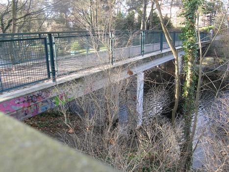 Waldsee Bridge, Erdmann-Graeser-Weg (Berlin-Zehlendorf)