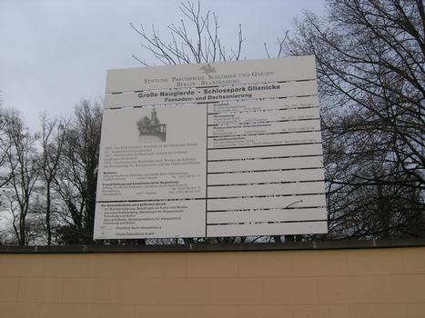 Grosse Neugierde - Schlosspark Glienicke, Berlin