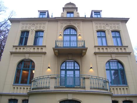 Kulturzentrum Schwartzsche Villa, Berlin-Steglitz