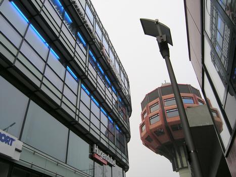 Einkaufszentrum «Schloss 110», Berlin-Steglitz