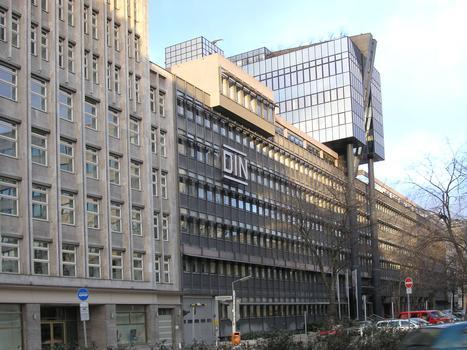 German Institute of Standardization (DIN), Berlin