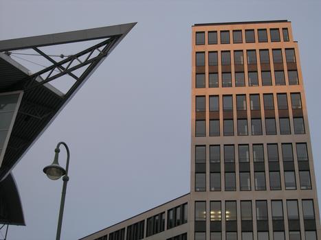 Smart Welt am Salzufer, Berlin