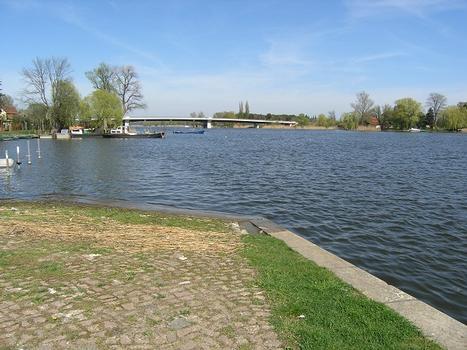 Neue Havelbrücke, Plaue