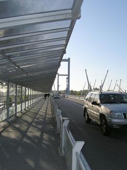 Ponte Móvel de Leixões, Matosinhos/Porto, Portugal