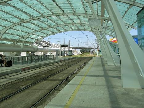 Station de métro Aeroporto Francisco Sá Carneiro
