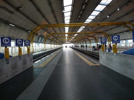 Gare de Fiumicino Aeroporto
