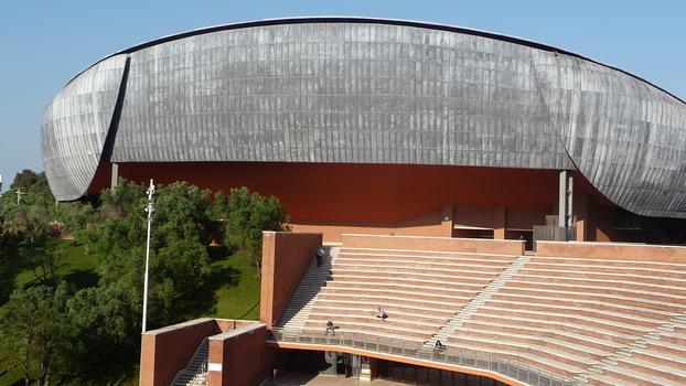 Parco della Musica, Sala Santa Cecilia, Rom