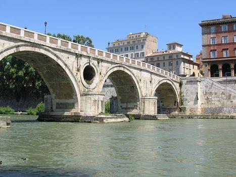 Ponte Sisto, Rom